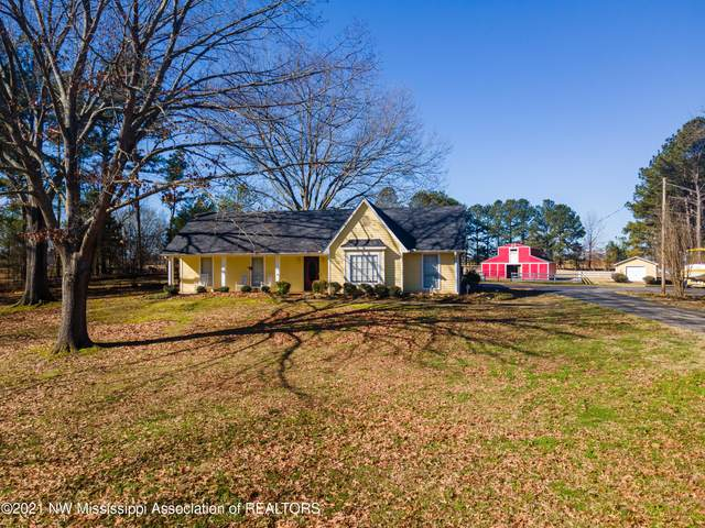 3340 Evergreen Drive, Olive Branch, MS 38654 (MLS #334131) :: The Live Love Desoto Group