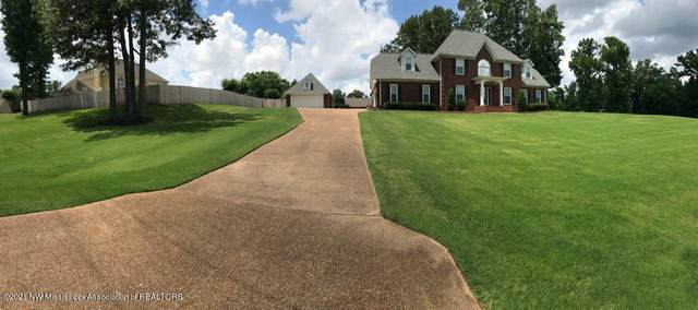 4643 Chalice Drive, Southaven, MS 38672 (MLS #334140) :: The Live Love Desoto Group