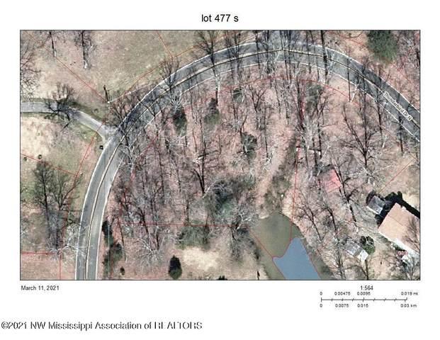 477 N Thunderbird Drive, Hernando, MS 38632 (MLS #334275) :: Gowen Property Group | Keller Williams Realty
