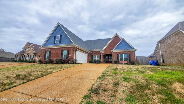 2278 N Mason Drive, Hernando, MS 38632 (MLS #334276) :: Signature Realty