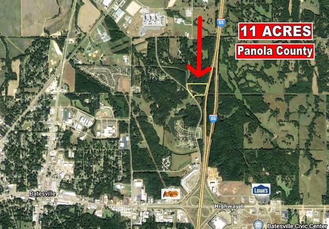 0 Lakewood Drive, Batesville, MS 38606 (#334704) :: Area C. Mays | KAIZEN Realty