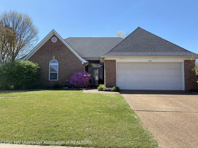 7411 W English Ivy, Olive Branch, MS 38654 (MLS #334813) :: The Live Love Desoto Group