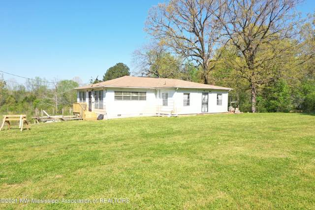 390 Hill View Circle, Byhalia, MS 38611 (MLS #334818) :: The Live Love Desoto Group