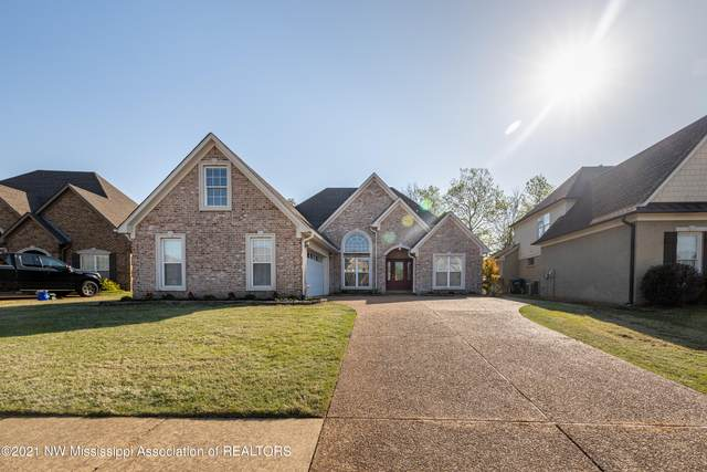 3550 Enclave Drive, Southaven, MS 38672 (MLS #334844) :: Signature Realty