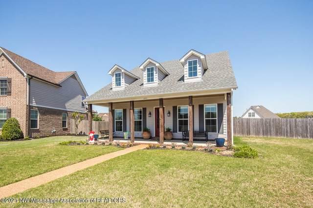 4751 W Petite Loop, Olive Branch, MS 38654 (MLS #334850) :: The Home Gurus, Keller Williams Realty