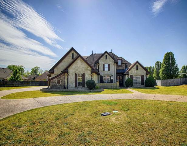 4841 Wedgewood Drive, Olive Branch, MS 38654 (MLS #334855) :: Gowen Property Group | Keller Williams Realty
