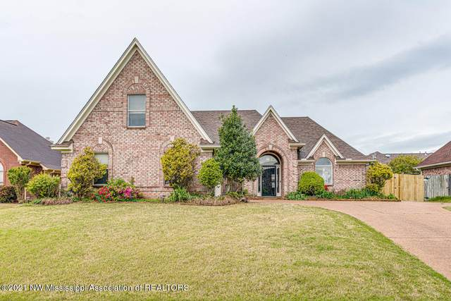 9201 Rachel Shey Avenue, Olive Branch, MS 38654 (#334910) :: Area C. Mays | KAIZEN Realty