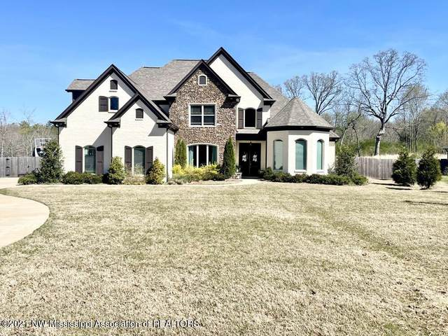 11426 Miller Road, Olive Branch, MS 38654 (#334932) :: Area C. Mays | KAIZEN Realty