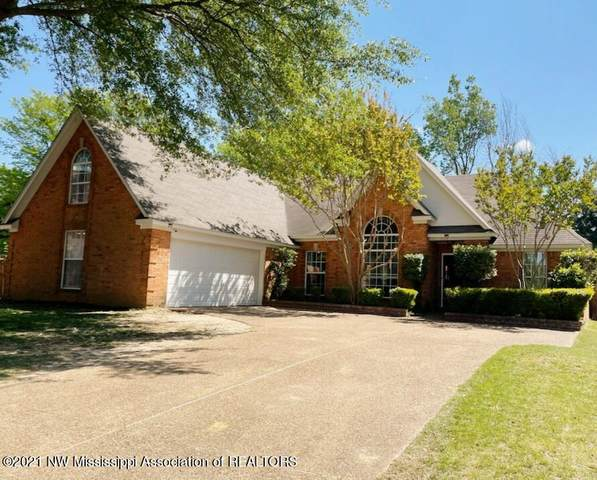 9656 N Meade Circle, Olive Branch, MS 38654 (MLS #334981) :: Gowen Property Group | Keller Williams Realty
