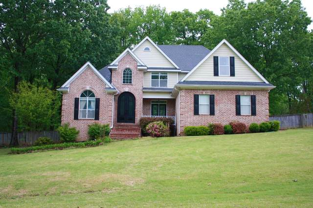 2520 Dickens Pl Drive, Southaven, MS 38671 (MLS #335095) :: The Live Love Desoto Group