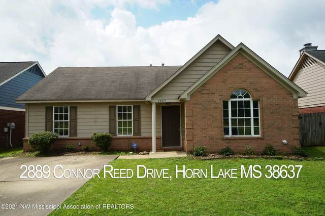 2889 Connor Reed Drive, Horn Lake, MS 38637 (#335226) :: Area C. Mays | KAIZEN Realty