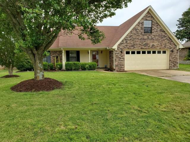 6785 Ironwood Drive, Olive Branch, MS 38654 (#335239) :: Area C. Mays | KAIZEN Realty