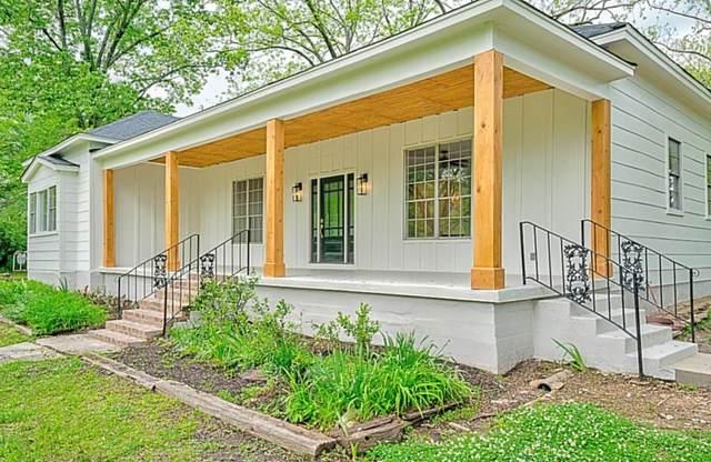 24 Railroad Avenue W., Byhalia, MS 38611 (MLS #335259) :: Gowen Property Group   Keller Williams Realty