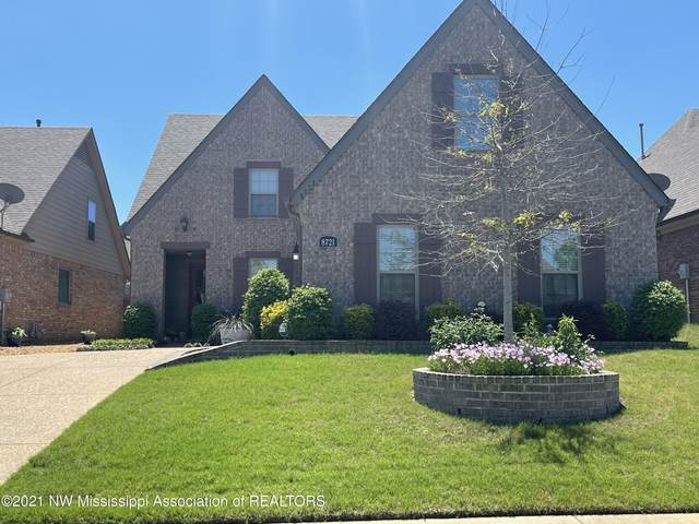 8721 Wood Thrush Drive, Olive Branch, MS 38654 (MLS #335271) :: Signature Realty