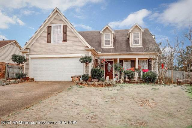 12923 Fox Ridge Lane, Olive Branch, MS 38654 (MLS #335281) :: The Live Love Desoto Group