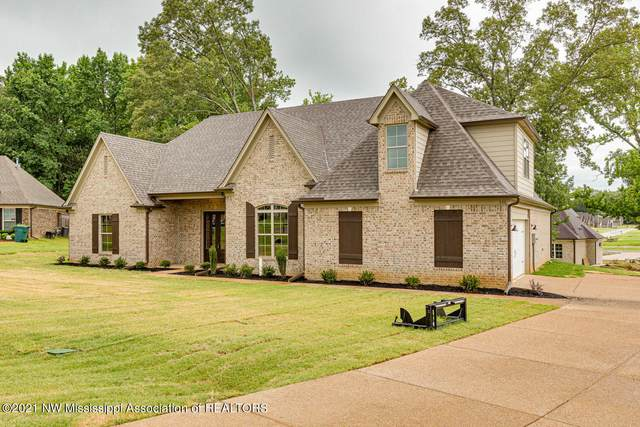 3926 Tanya Way, Southaven, MS 38672 (MLS #335287) :: The Live Love Desoto Group