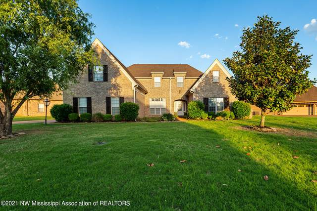 4733 Waterstone Drive, Olive Branch, MS 38654 (MLS #335300) :: Signature Realty