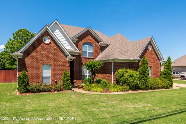 1270 Holly Springs Road, Hernando, MS 38632 (MLS #335321) :: The Live Love Desoto Group