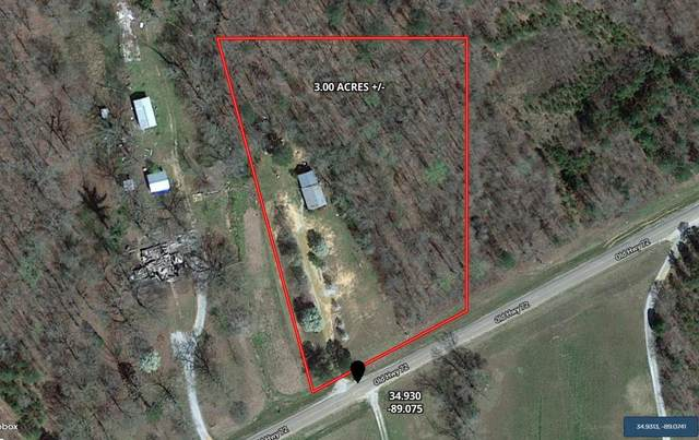 3256 Old Hwy 72, Ashland, MS 38603 (MLS #335345) :: The Live Love Desoto Group