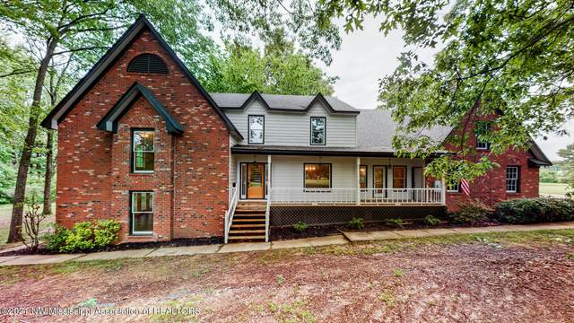 7745 Whitten Hill Cove, Olive Branch, MS 38654 (MLS #335347) :: The Live Love Desoto Group