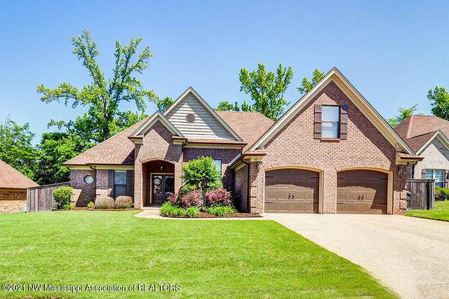 40 Shady Ln Cove, Hernando, MS 38632 (MLS #335380) :: Signature Realty