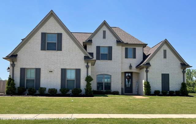 1181 Broadwing Cir N, Olive Branch, MS 38654 (MLS #335390) :: Signature Realty