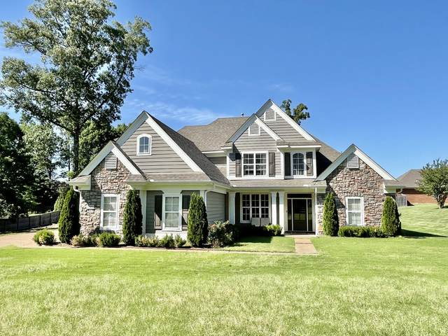 2820 College Road, Southaven, MS 38672 (MLS #335405) :: The Home Gurus, Keller Williams Realty