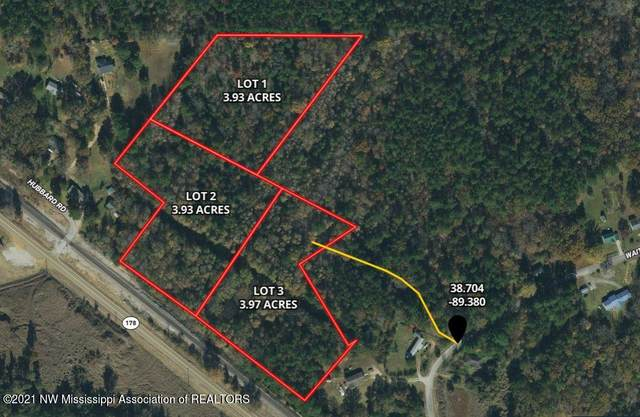3 Lots Waites Road, Holly Springs, MS 38635 (MLS #335451) :: The Live Love Desoto Group