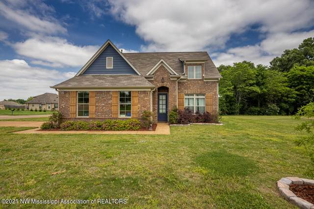 2272 Bethany Drive, Southaven, MS 38672 (MLS #335452) :: The Live Love Desoto Group