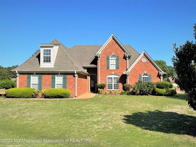 5850 Belle Pointe Drive, Southaven, MS 38672 (MLS #335456) :: The Live Love Desoto Group