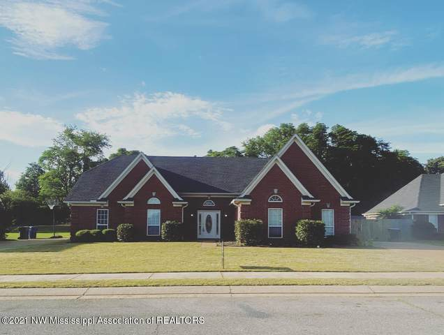 2170 N Ansley Park Lane, Southaven, MS 38672 (MLS #335489) :: The Justin Lance Team of Keller Williams Realty