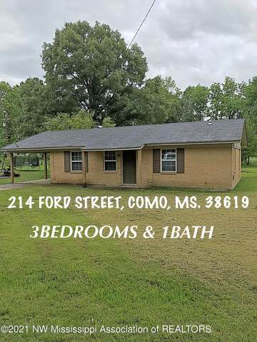 214 Ford Street, Como, MS 38619 (MLS #335528) :: The Justin Lance Team of Keller Williams Realty