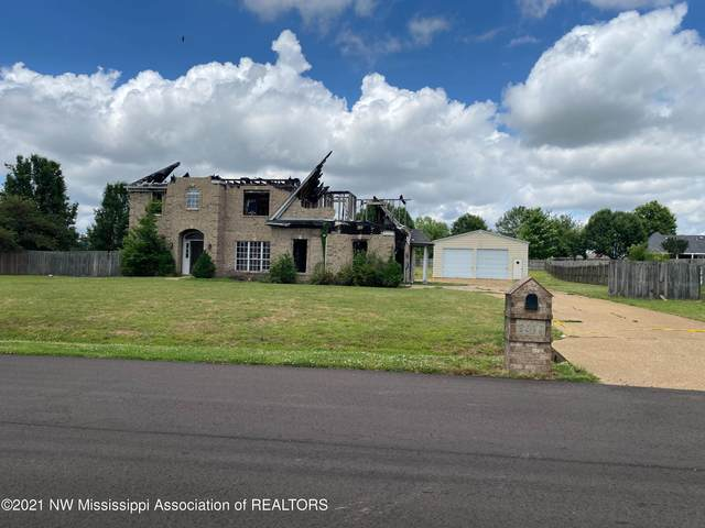 8090 E Shelburne Lane, Southaven, MS 38672 (MLS #335789) :: The Home Gurus, Keller Williams Realty