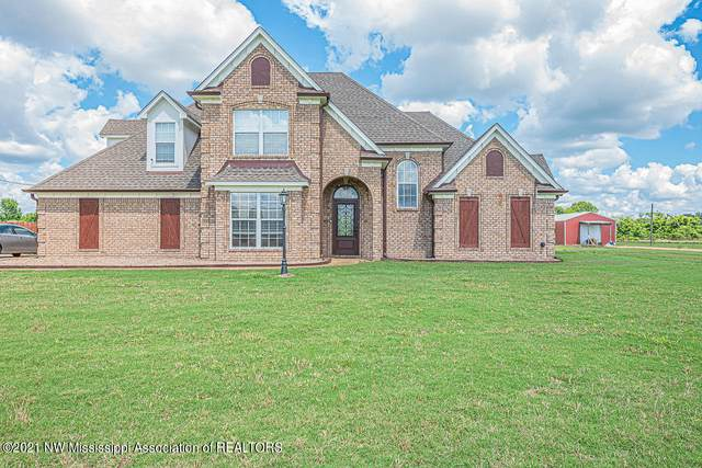 120 Greer Road, Coldwater, MS 38618 (MLS #335808) :: The Live Love Desoto Group
