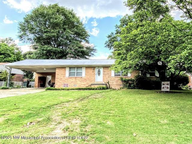 674 Cox Avenue, Holly Springs, MS 38635 (MLS #335835) :: The Live Love Desoto Group