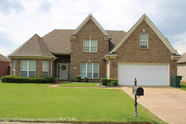 2350 Ansley Park Lane, Southaven, MS 38672 (MLS #335861) :: Signature Realty