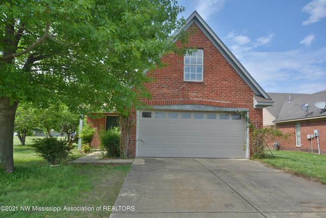9122 S Kaitlyn Drive, Walls, MS 38680 (MLS #335873) :: The Live Love Desoto Group