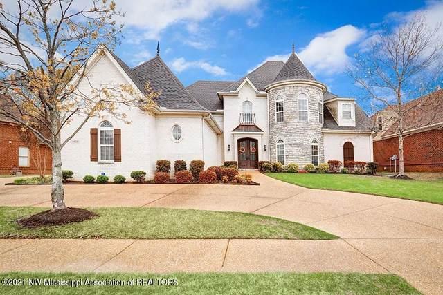 6628 Sundance Drive, Olive Branch, MS 38654 (MLS #335891) :: The Home Gurus, Keller Williams Realty