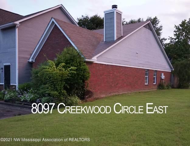 8097 E Creekwood Circle, Southaven, MS 38671 (MLS #335894) :: The Home Gurus, Keller Williams Realty
