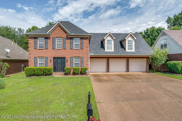 1286 Cross Creek Drive, Hernando, MS 38632 (MLS #335905) :: The Home Gurus, Keller Williams Realty