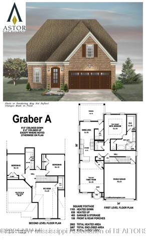 9951 Reunion Point, Walls, MS 38680 (MLS #335914) :: Signature Realty