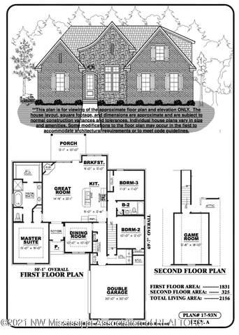 1577 Fall Garden Drive, Hernando, MS 38632 (MLS #335922) :: The Home Gurus, Keller Williams Realty