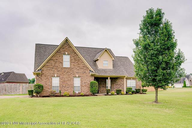 8018 Howard Cove, Southaven, MS 38672 (MLS #335930) :: The Home Gurus, Keller Williams Realty