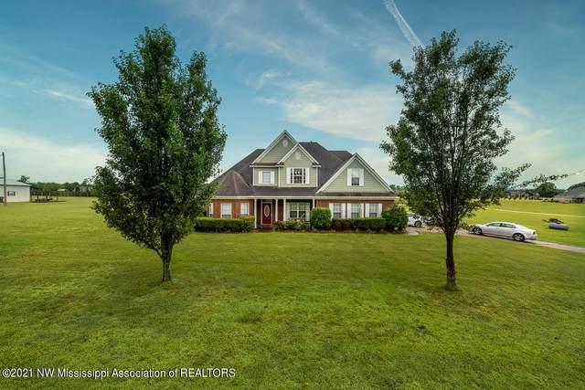 298 Coldwater Bend, Mount Pleasant, MS 38649 (MLS #335940) :: The Home Gurus, Keller Williams Realty