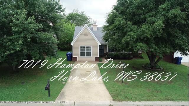 7019 Hampton Drive, Horn Lake, MS 38637 (MLS #335943) :: The Home Gurus, Keller Williams Realty