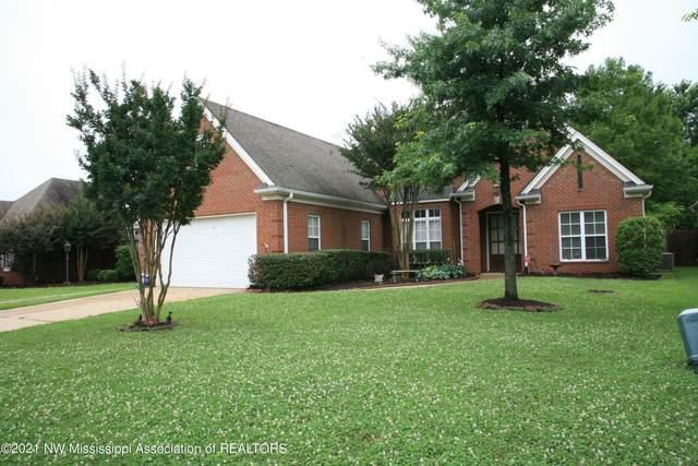 4885 E Rosebrook Circle, Southaven, MS 38672 (MLS #335944) :: The Home Gurus, Keller Williams Realty