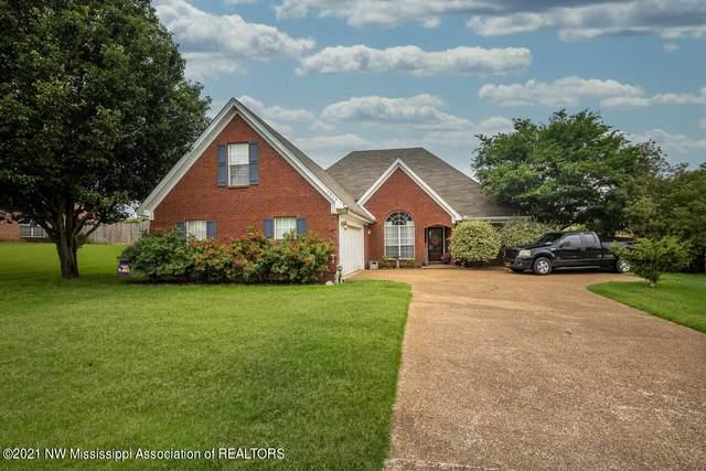 1213 Pontotoc Street, Hernando, MS 38632 (MLS #335957) :: The Home Gurus, Keller Williams Realty