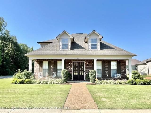 531 Mcneese Drive, Nesbit, MS 38651 (MLS #335959) :: The Home Gurus, Keller Williams Realty