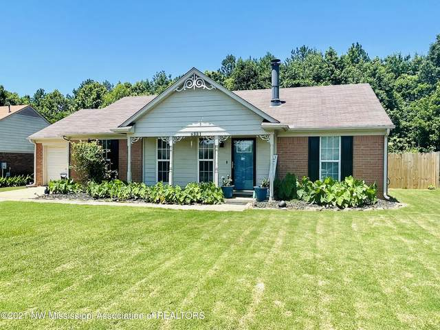 6321 Kristen Drive, Olive Branch, MS 38654 (MLS #335973) :: Signature Realty