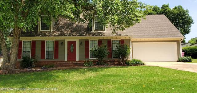 7770 Greenbrook Parkway, Southaven, MS 38671 (MLS #336016) :: The Live Love Desoto Group